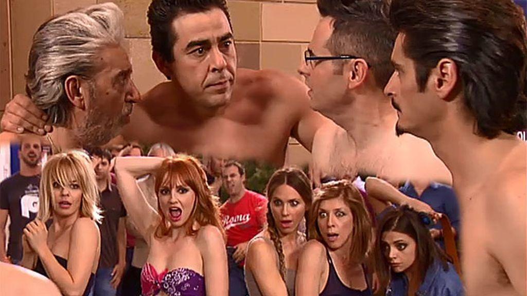Batalla de baile: Los Tony Manero contra las chicas Coyote de Montepinar
