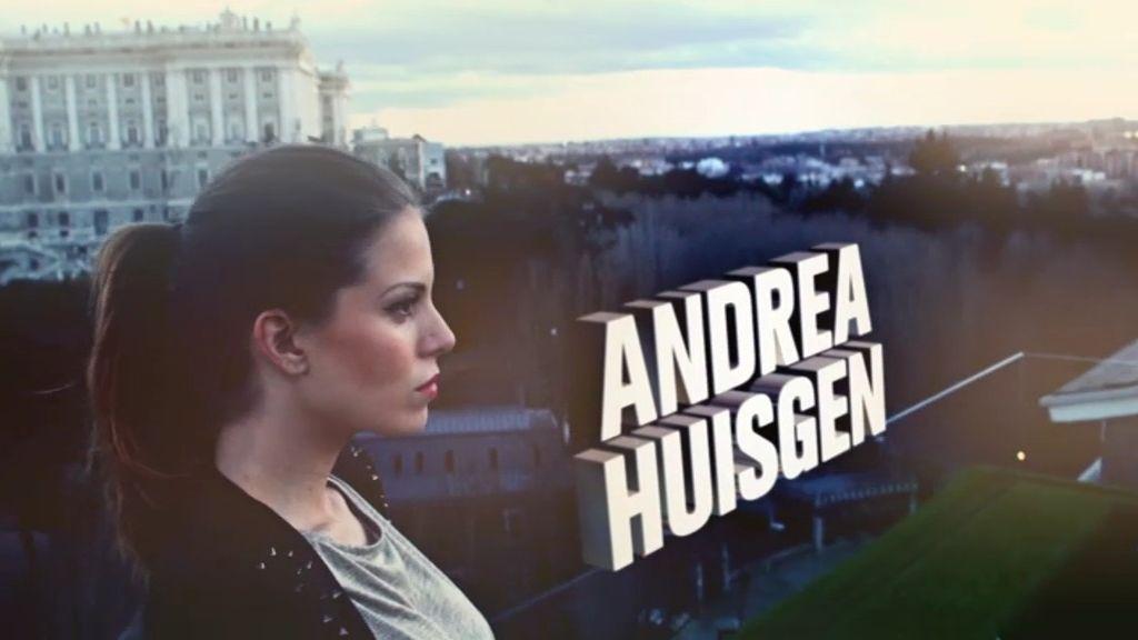 """Andrea Huisgen: """"Mentalmente soy más fuerte que físicamente"""""""