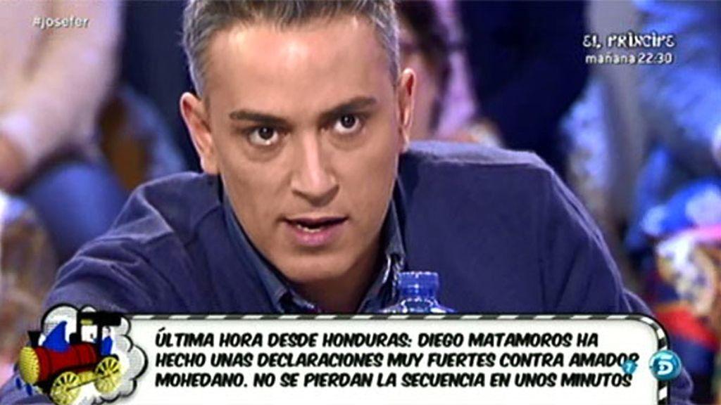 Según Kiko H., un sobrino de Ortega Cano habría tenido un altercado en una discoteca