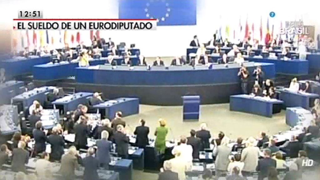 ¿Cuánto cobra un eurodiputado?