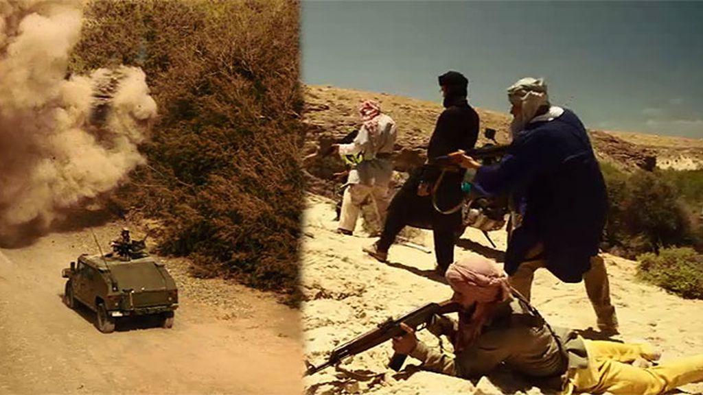El equipo de Sánchez sobrevive a la emboscada