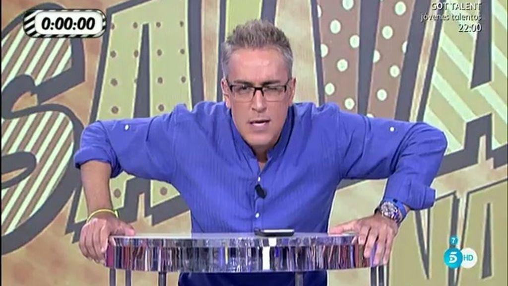 "Bombazo de Kiko. H: ""Alessandro Lequio también se insinuó a Ainhoa Pareja, de GH"""
