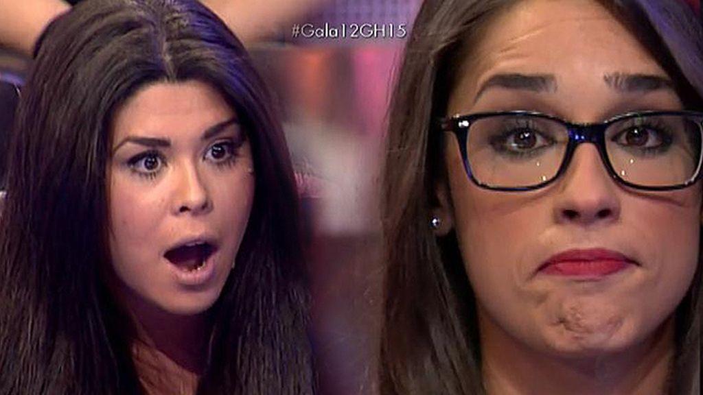 """Lucía, tras la expulsión de Omar: """"Me fastidia porque no se lo merecía, pero estoy contenta porque se viene conmigo"""""""