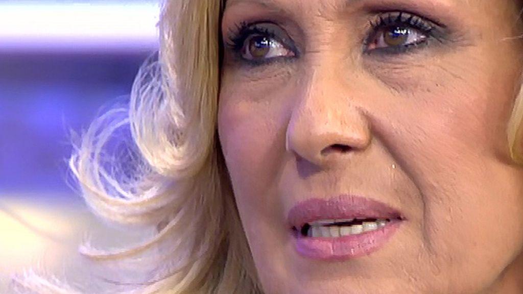 """Rosa Benito: """"No tengo, ni quiero, ningún acercamiento con Amador Mohedano"""""""