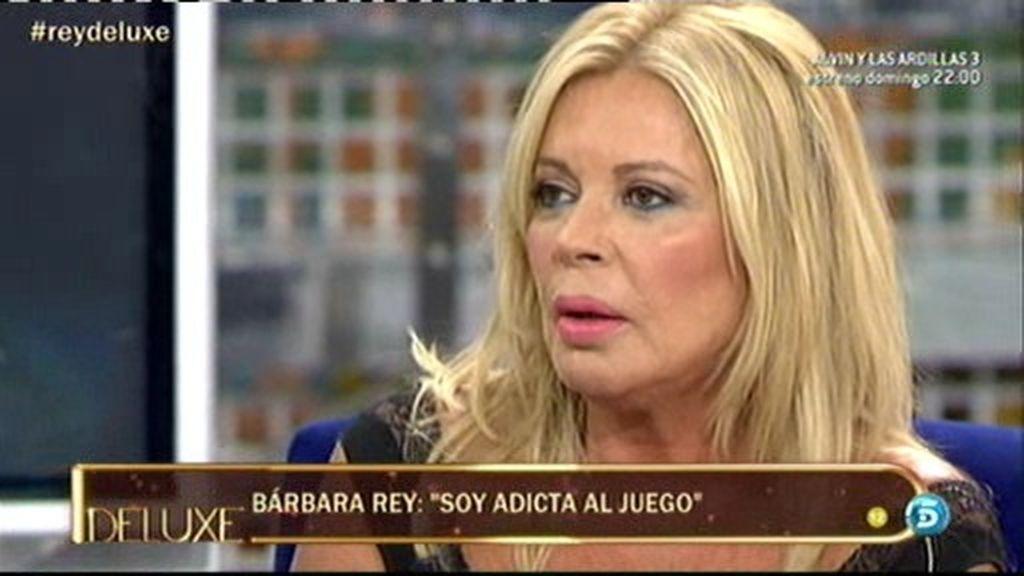 """Bárbara Rey: """"He tenido problemas con mi madre porque no era comprensiva"""""""