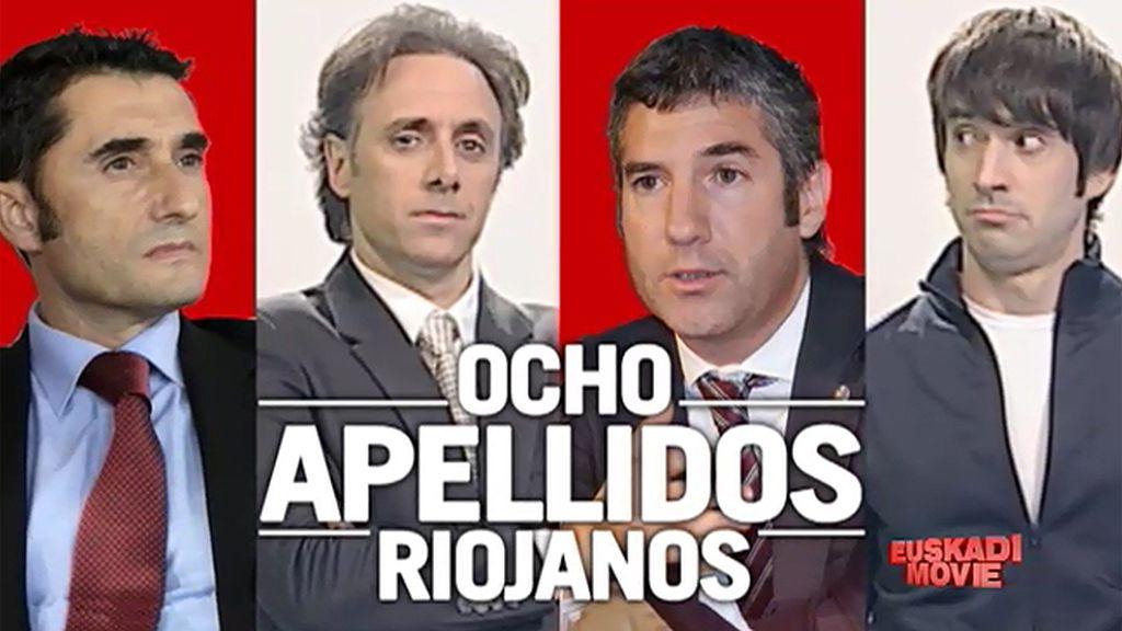 'Ocho apellidos riojanos', la divertida comedia de un riojano y el Athletic