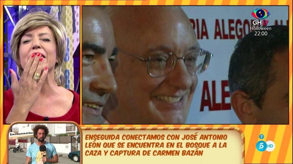 El periodista Agustín Trialasos fallece y Lydia le recuerda en nombre de todo el equipo