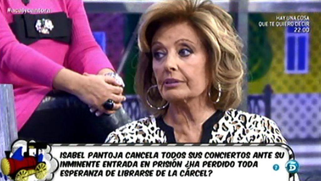 """María Teresa: """"Las sentencias no tienen que ser ejemplarizantes, deben ser justas"""""""