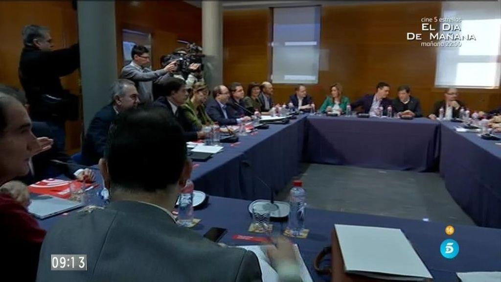 El PSOE tendrá un comité federal para reflexionar y evitar unas terceras elecciones