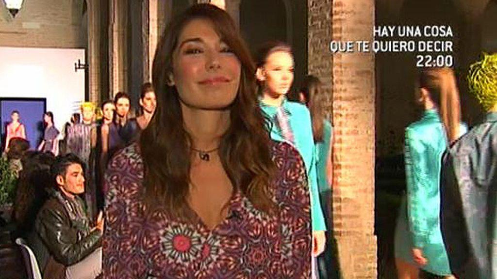 Raquel Revuelta es la directora de la escuela de pasarela de la 'SVM Fashion Week'