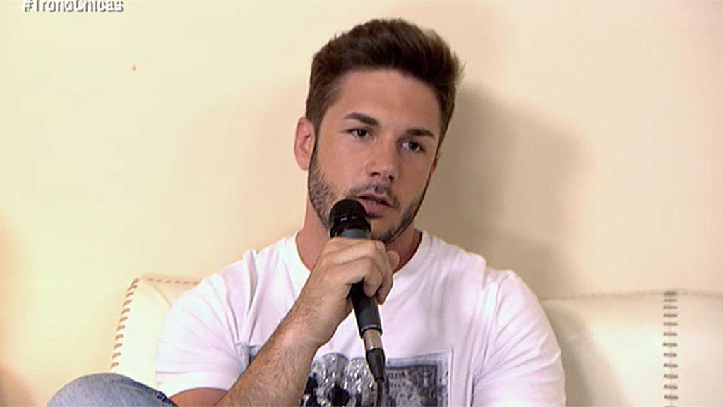 """Adrián, sobre Samira y su aficción a la televisión: """"Pienso lo mismo que Jonathan"""""""