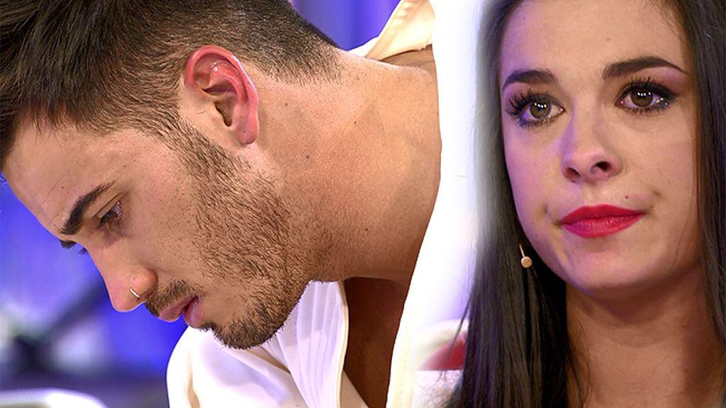 """Iván, sobre Ruth: """"Me estoy enamorando de ella, yo la quiero"""""""