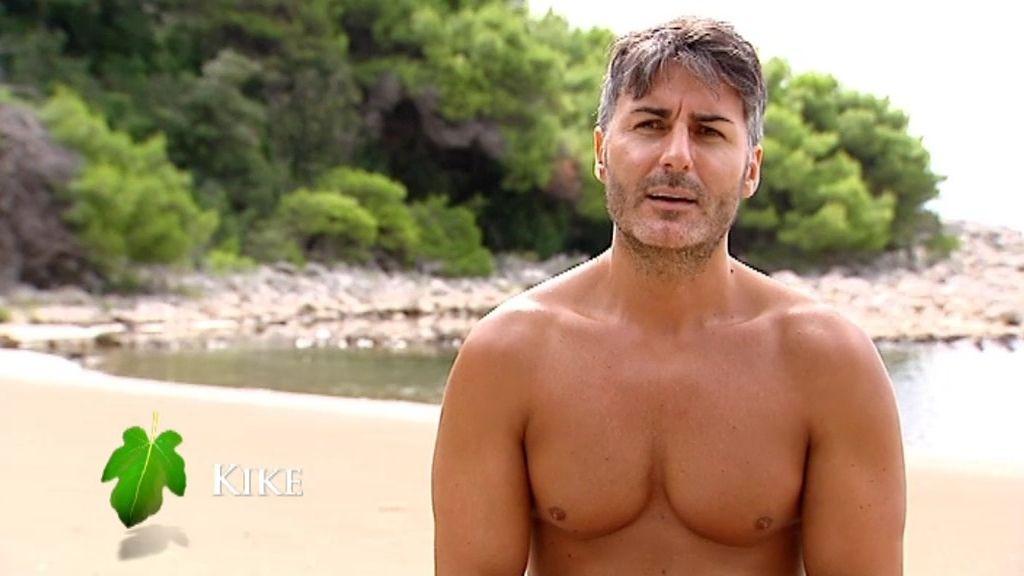 """Kike: """"No me gusta alardear, pero he sido el guapo de Aragón en 2003"""""""