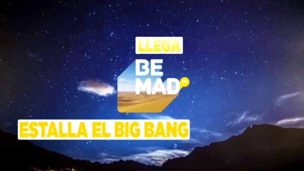 ¡Estalla el Big Bang! ¡Ya está aquí 'Be Mad'!