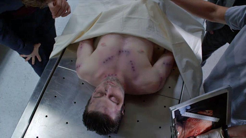 """Reid, sorprendido por la precisión de las cuchilladas: """"es una obra maestra"""""""