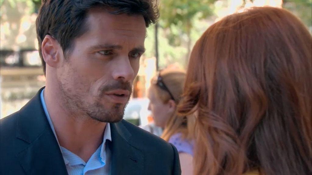 Antes de la boda, Carlos le volvió a pedir perdón a Rebeca