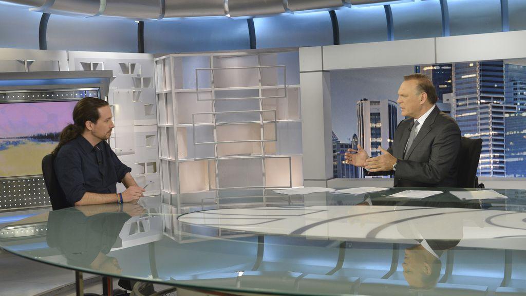 """Pablo Iglesias sobre Grecia: """"Por fin hay un gobierno que no se arrodilla"""""""