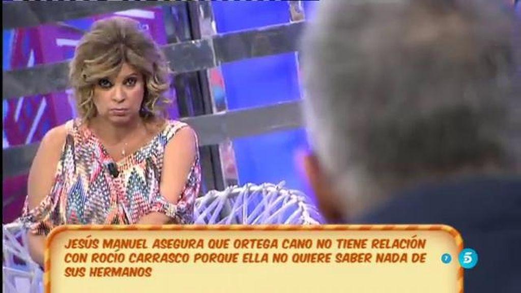 """Terelu Campos: """"Rocío Carrasco está curada de espanto"""""""