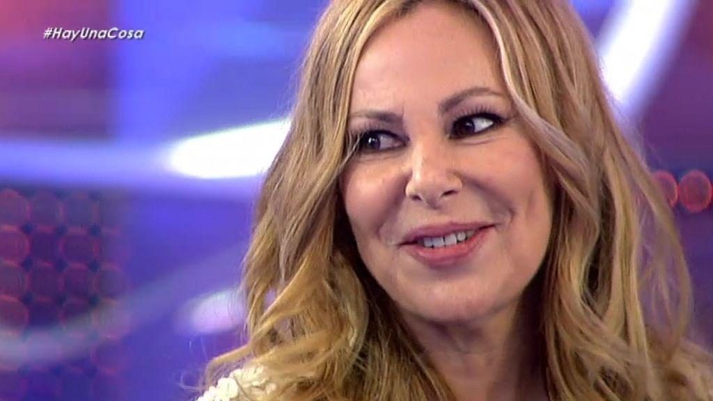 """Ana Obregón: """"Ahora estoy muy feliz viviendo en Estados Unidos, cerca de mi hijo"""""""