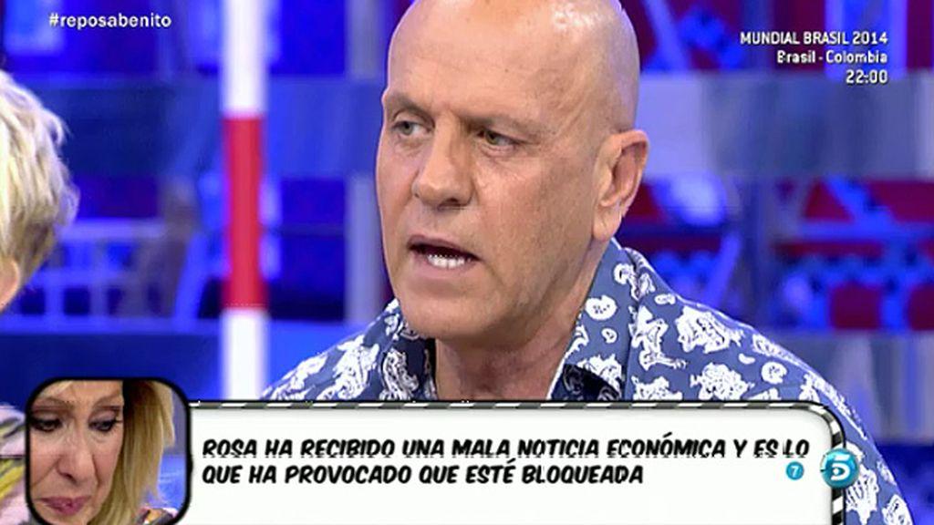 El problema económico de Rosa