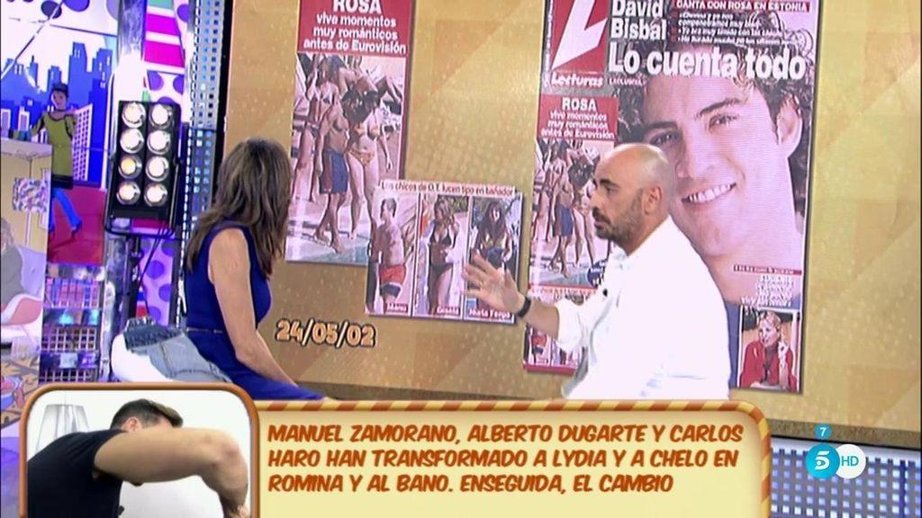 """Diego Arrabal, de un robado de los triunfitos: """"Iban con quince escoltas"""""""
