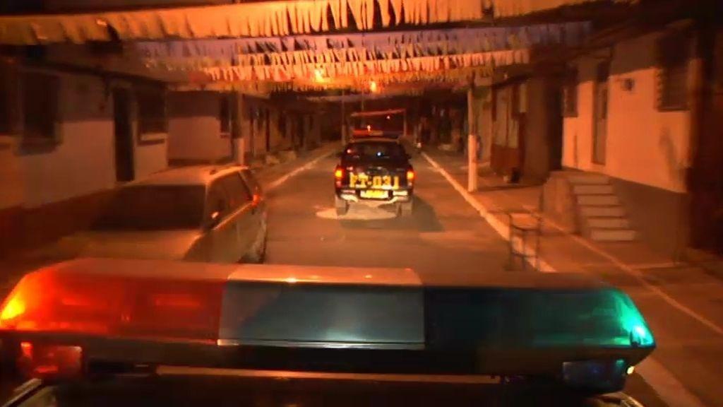 La policía activa el operativo antimaras