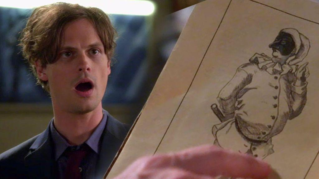 Reid y Rossi tienen una teoría sobre el motivo de los asesinatos