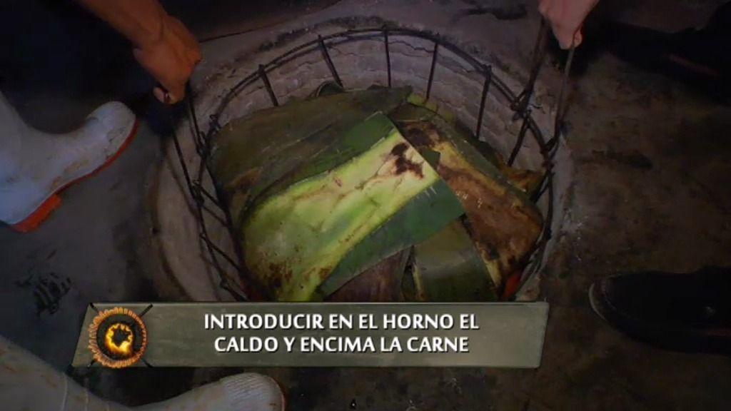 Receta imprescindible: Barbacoa de borrego