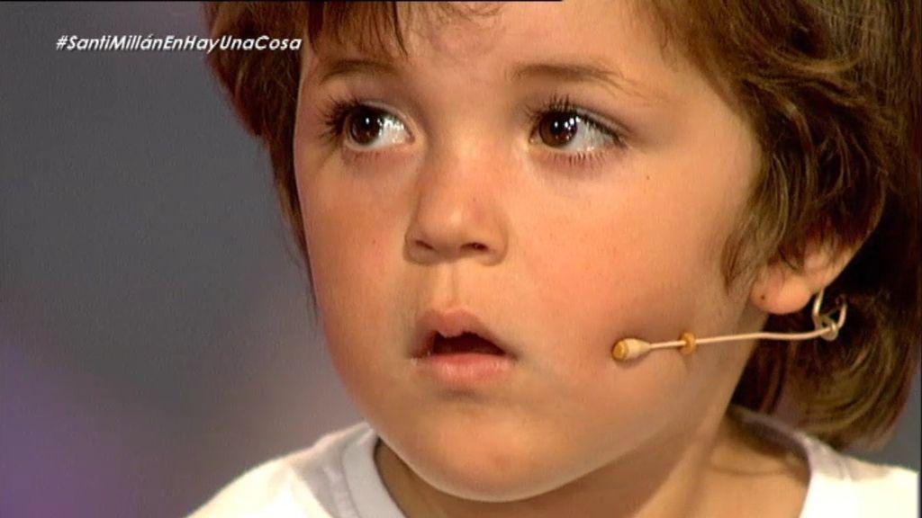 Nacho sufre enfermedad de Dent y Santi Millán ha apoyado su causa