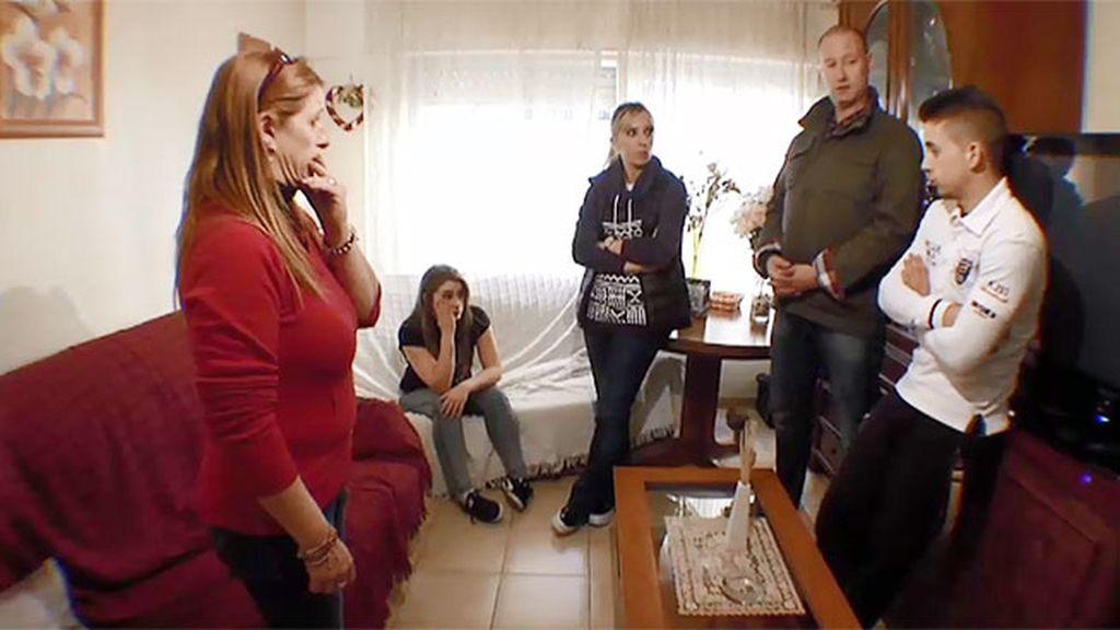 Pedro García Aguado y Sonia Cervantes separan a Cintia y Eduardo