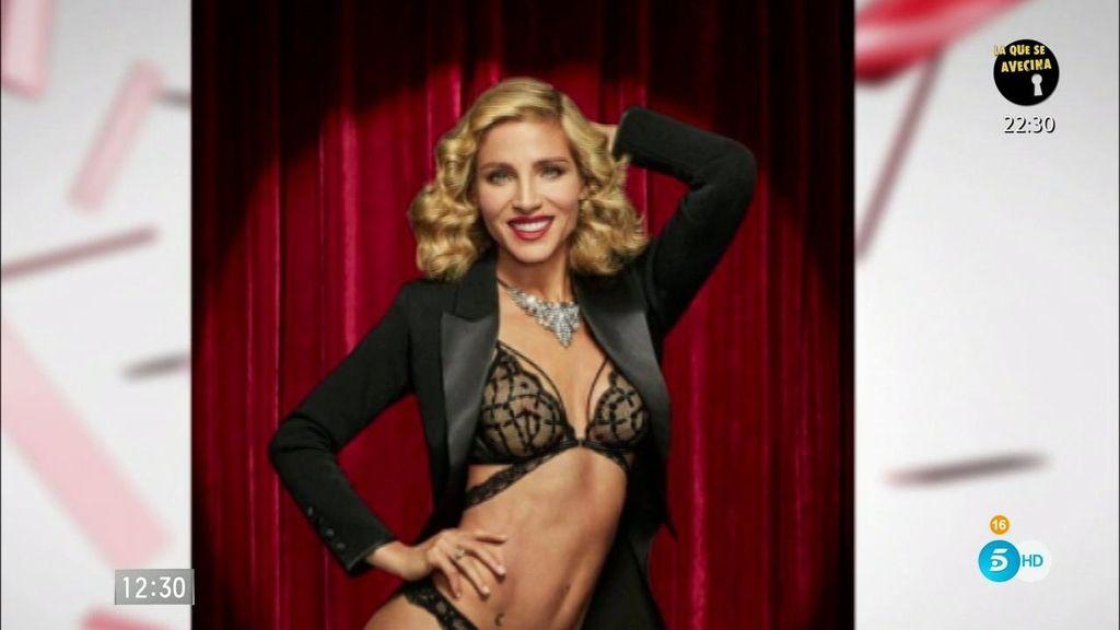 Elsa Pataky, la cabaretera más sexy