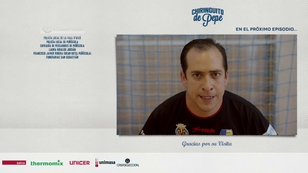 Otro reto para Sergi: Presentarse a la 'Alcachofa Cup'