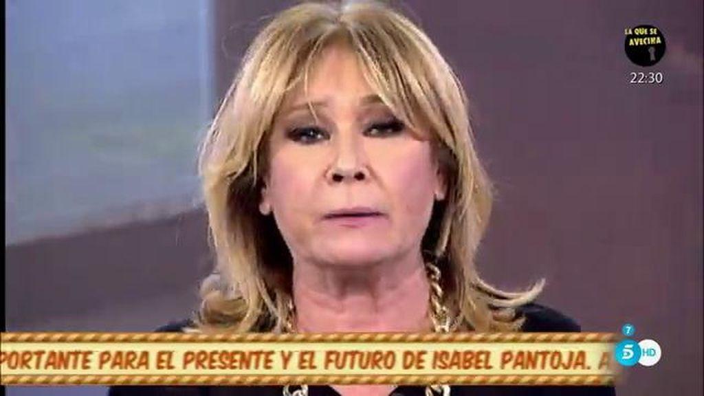 "Mila Ximénez advirtió a Alejandro Nieto tener ""cuidado"" con Javier Tudela"