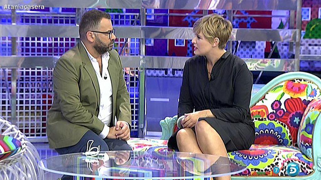 """Tania Llasera: """"Vosotros tenéis la curva de la felicidad y nosotras estamos gordas"""""""
