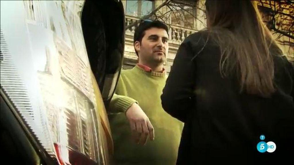 Un segundo taxista asegura tener unas grabaciones de Ylenia y Fran Nicolás