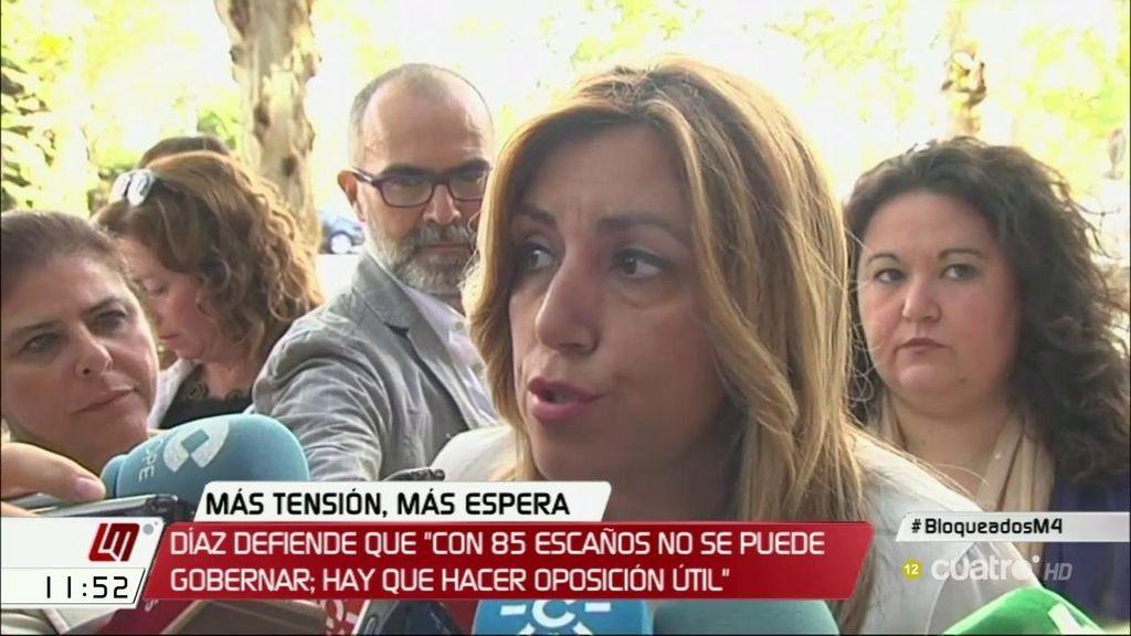 'Guerra tuitera' en el seno del PSOE