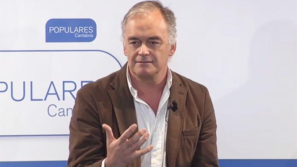 González Pons, segundo en la lista del PP en las europeas