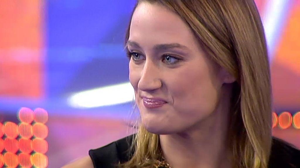 """Mireia Belmonte: """"He entranado mucho y ser record del mundo es doble alegría"""""""