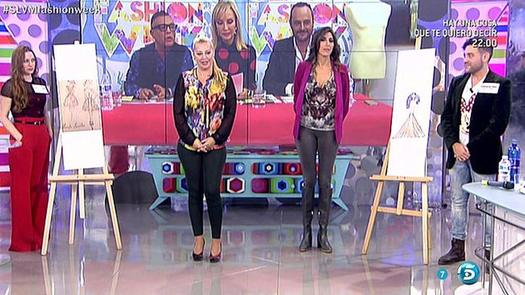 Belén Esteban se convertirá en una estrella en la 'SLVM fashion week'