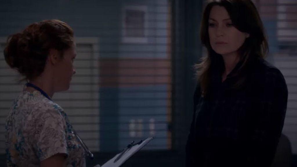 """Meredith acude al hospital para despedirse de la última """"víctima"""" de Shonda Rhimes"""