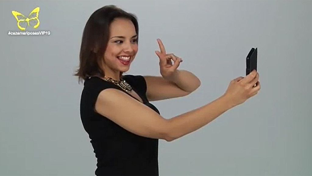 Chenoa, la nueva reina del videoblog
