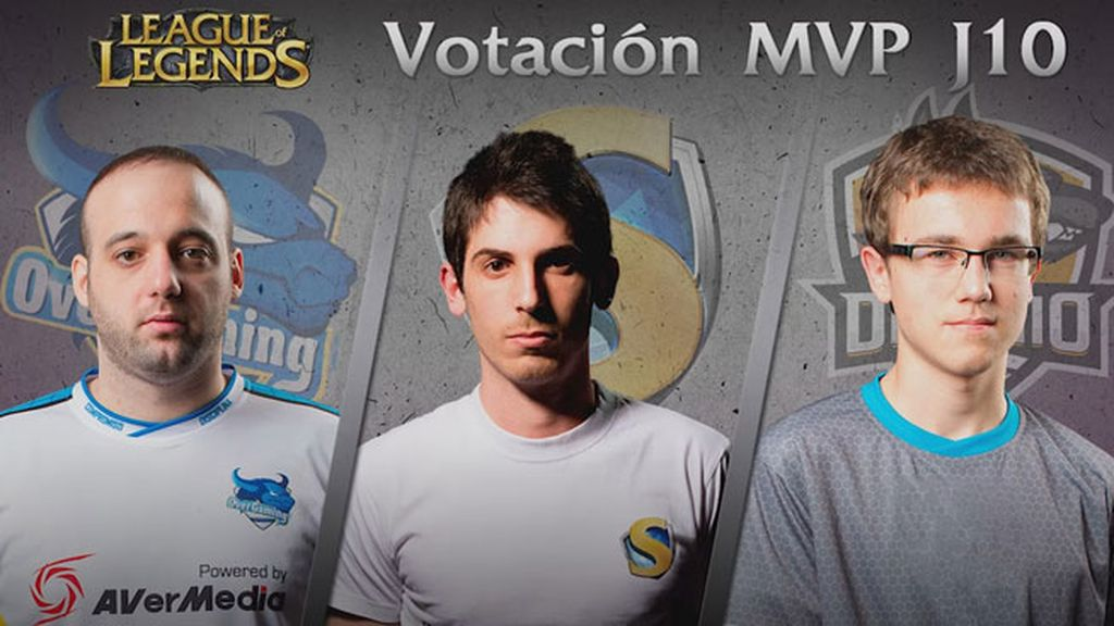 Candidatos a MVP en la División de Honor de League of Legends (Jornada 10)