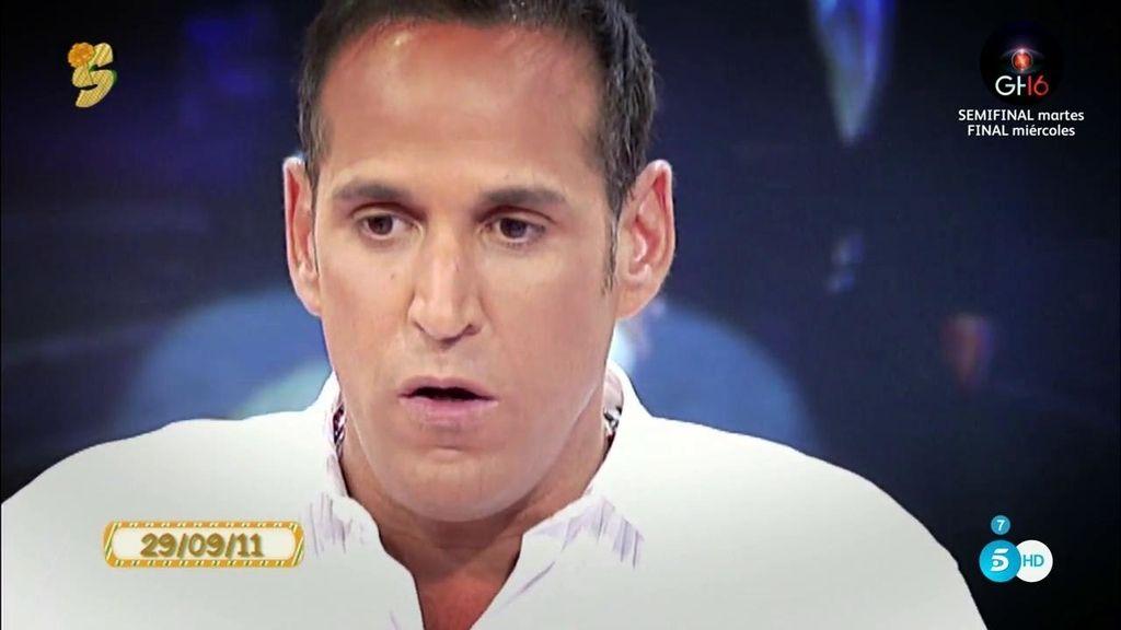 La doble cara de Toño Sanchís, según el periodista Aurelio Manzano