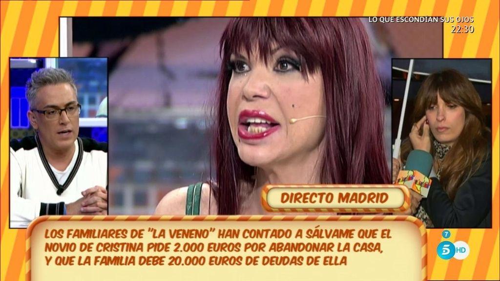 """Valeria, de La Veneno: """"Me alegro de que la familia pidiese esa segunda autopsia"""""""
