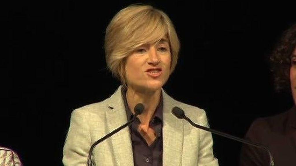 """Pilar Zabala: """"Nuestro resultado es histórico"""""""