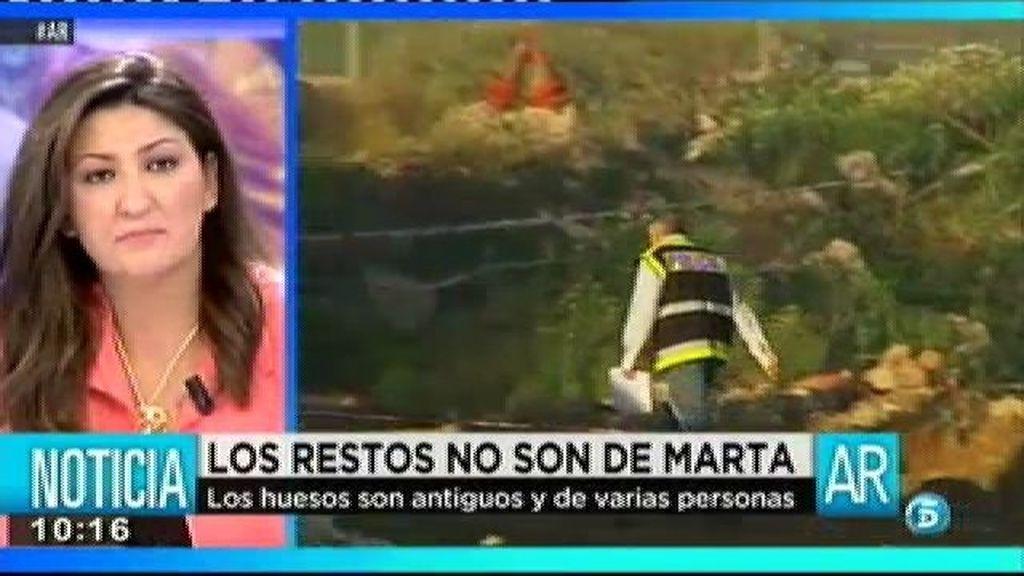 Continúa la búsqueda del cuerpo de Marta del Castillo