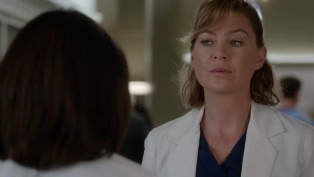 Malas noticias para Grey: Los nuevos internos tienen que trabajar con el jefe de cirugía