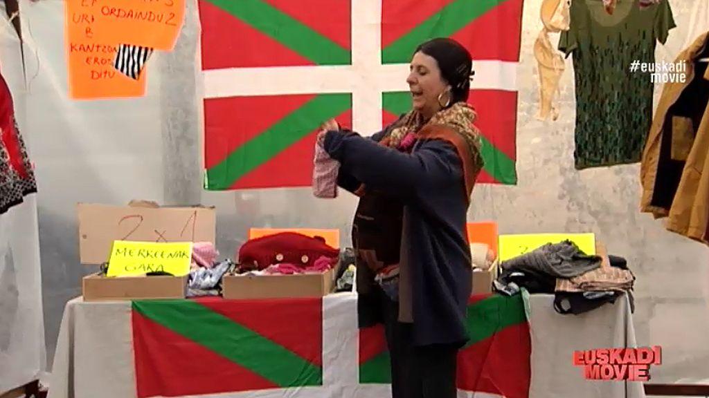 Nekane Amaya convoca una consulta sobre la independencia de su puesto de mercadillo