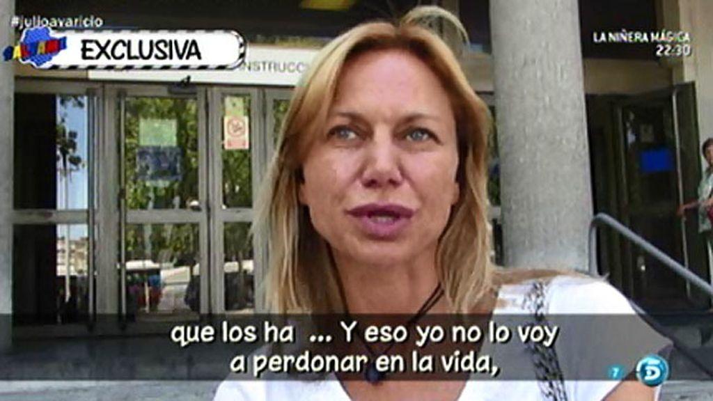 """Pilar Aparicio confiesa haber denunciado a su hermano Julio: """"Tiene un carácter bipolar"""""""
