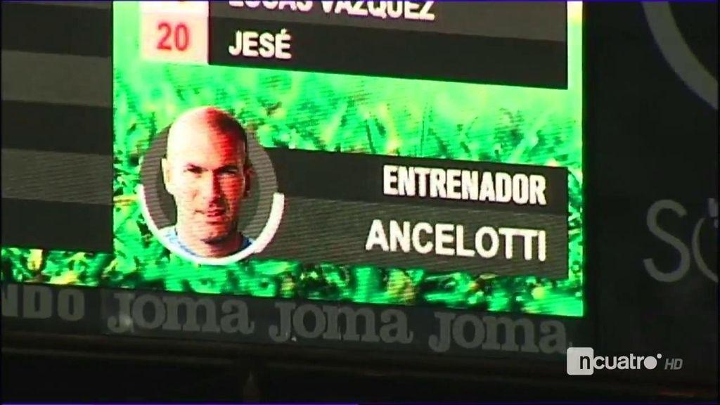 ¡La anécdota del Granada-Real Madrid! Ancelotti sigue siendo el entrenador blanco